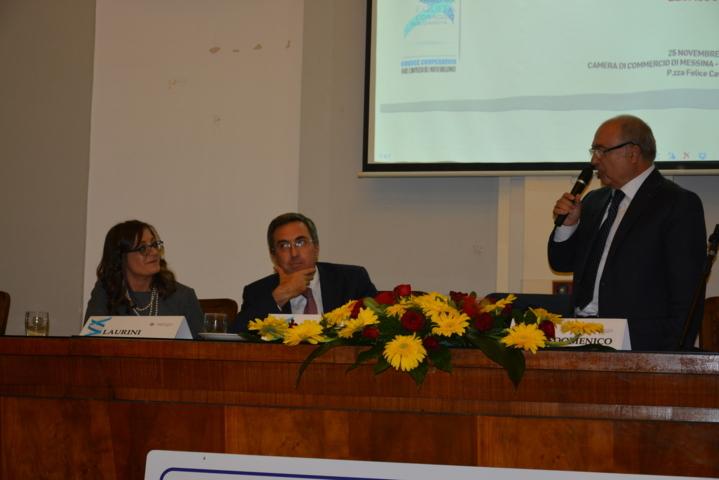 Concluso Congresso Provinciale di Legacoop Messina 2014: Debora Colicchia nuovo Presidente