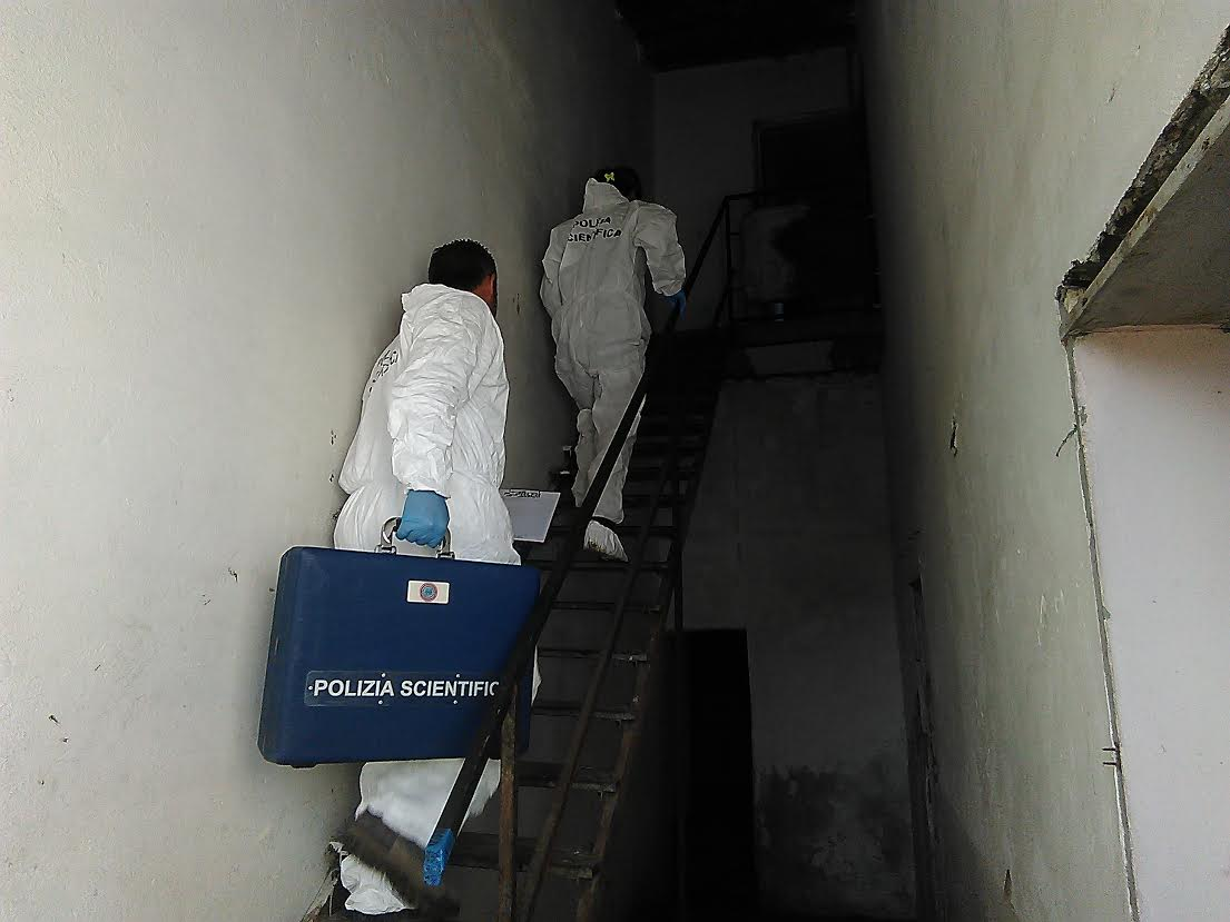 Di un romeno  di 60 anni il corpo bruciato in un casolare?