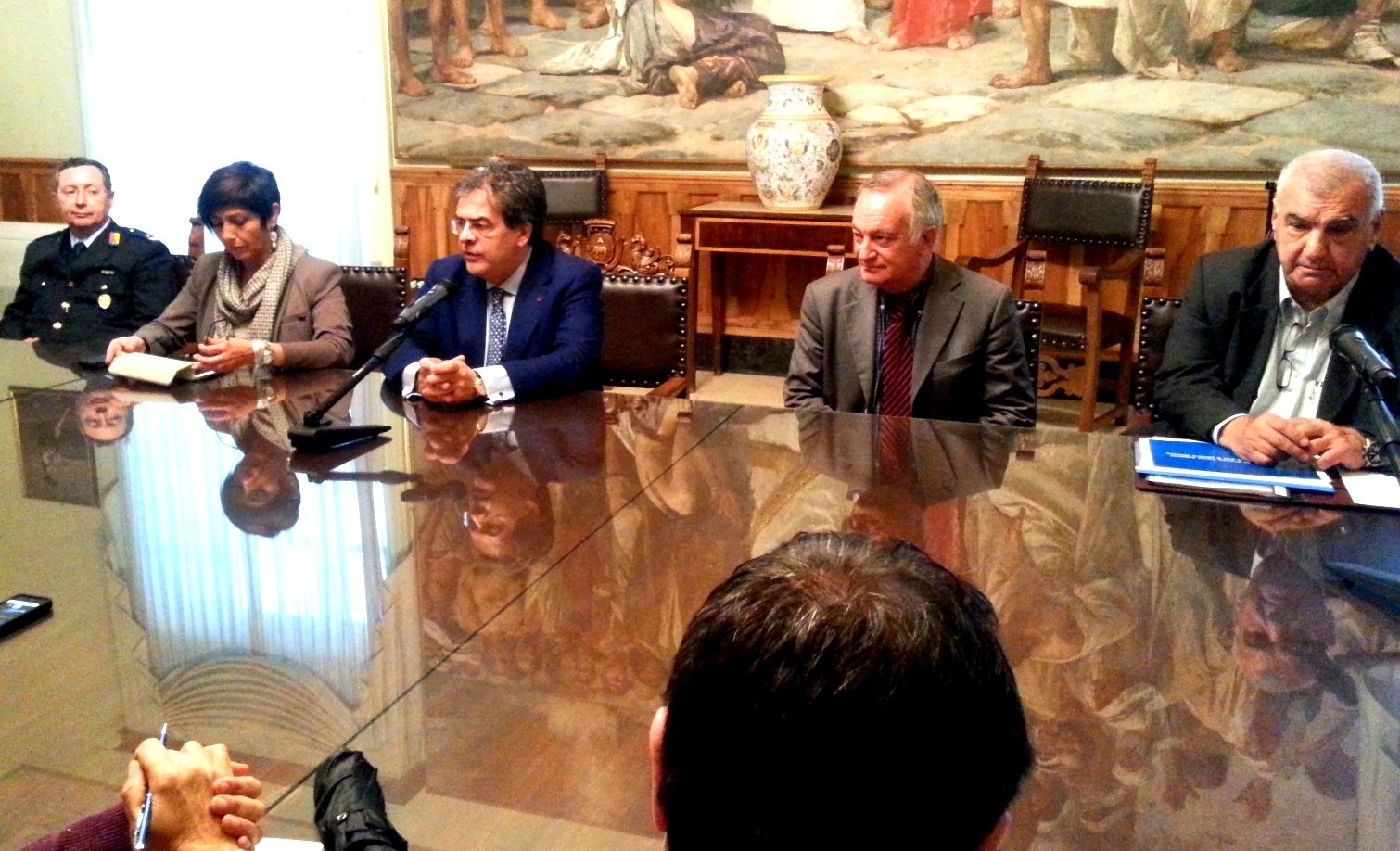 """Bianco: """"Riporteremo la situazione alla normalità nel centro storico di Catania"""""""