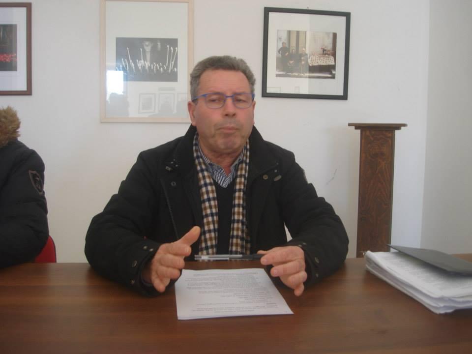 Acate. Venerdì 27 gennaio Conferenza Stampa al Castello del sindaco Raffo.