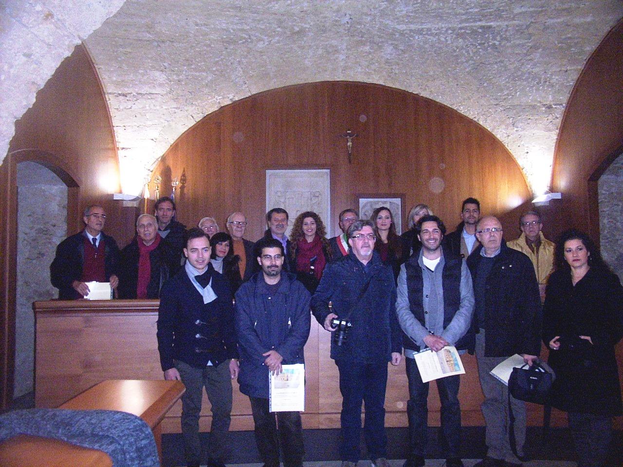 Acate. Inaugurate sabato 20 dicembre, quattro mostre al castello dei Principi di Biscari.