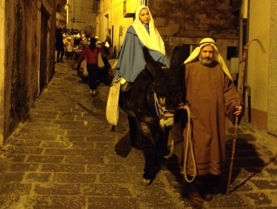 Il presepe vivente di Monterosso Almo torna l'1 gennaio
