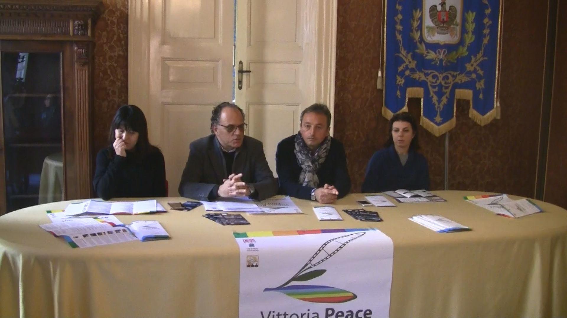 Vittoria Peace Film Fest. 17 – 18 -19 dicembre, Multisala Cinema Golden Vittoria