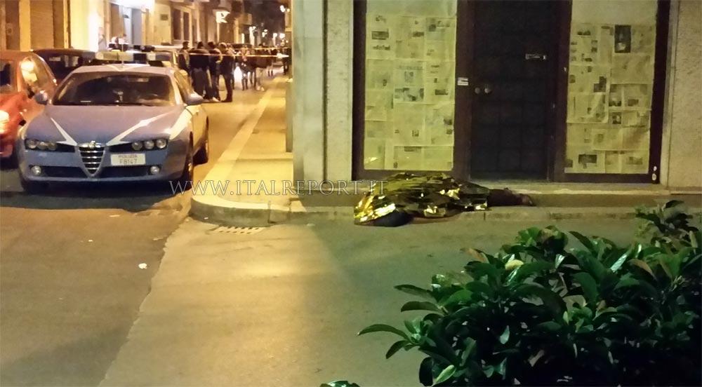 Si è costituito a Gioia Tauro, il giovane che avrebbe ucciso Michele Brandimarte a Vittoria.