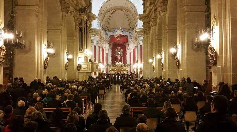 """""""Gran Concerto di Natale"""", oltre mille spettatori nel Duomo di Ragusa Ibla"""