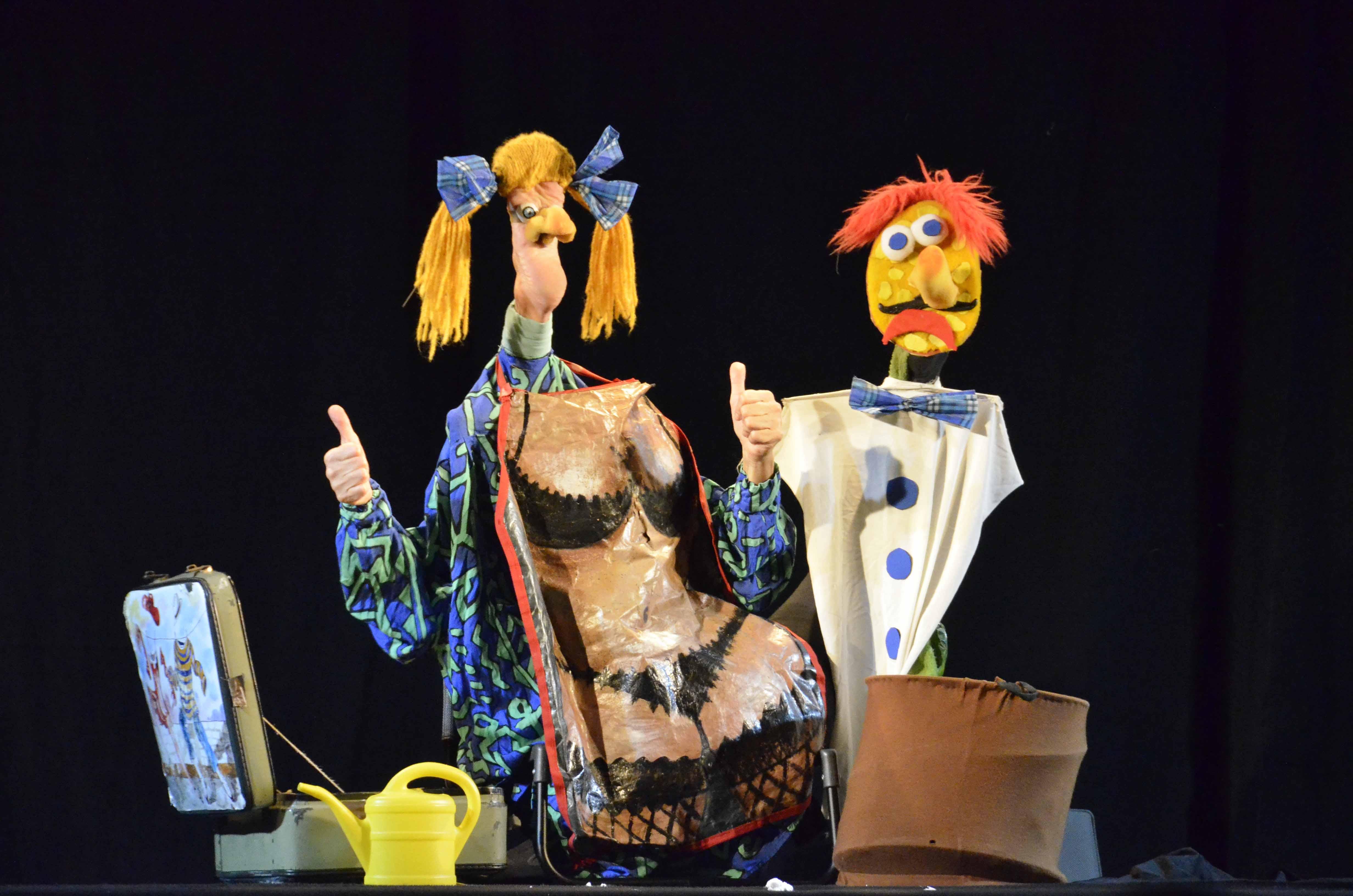 """""""Palchi diversi"""", il teatro di figura cattura il pubblico a Ragusa"""