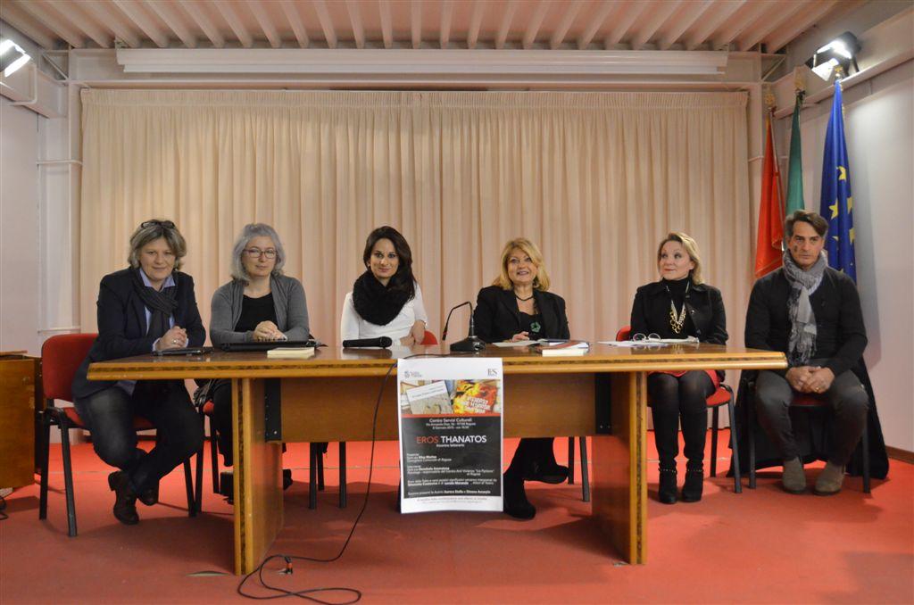 Presentate a Ragusa le opere letterarie di Simona Accarpio e Aurora Stella