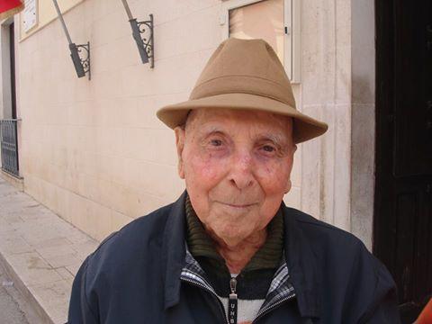 Acate. Giovanni D'Asta, l'ultimo fornaio della cittadina iblea.