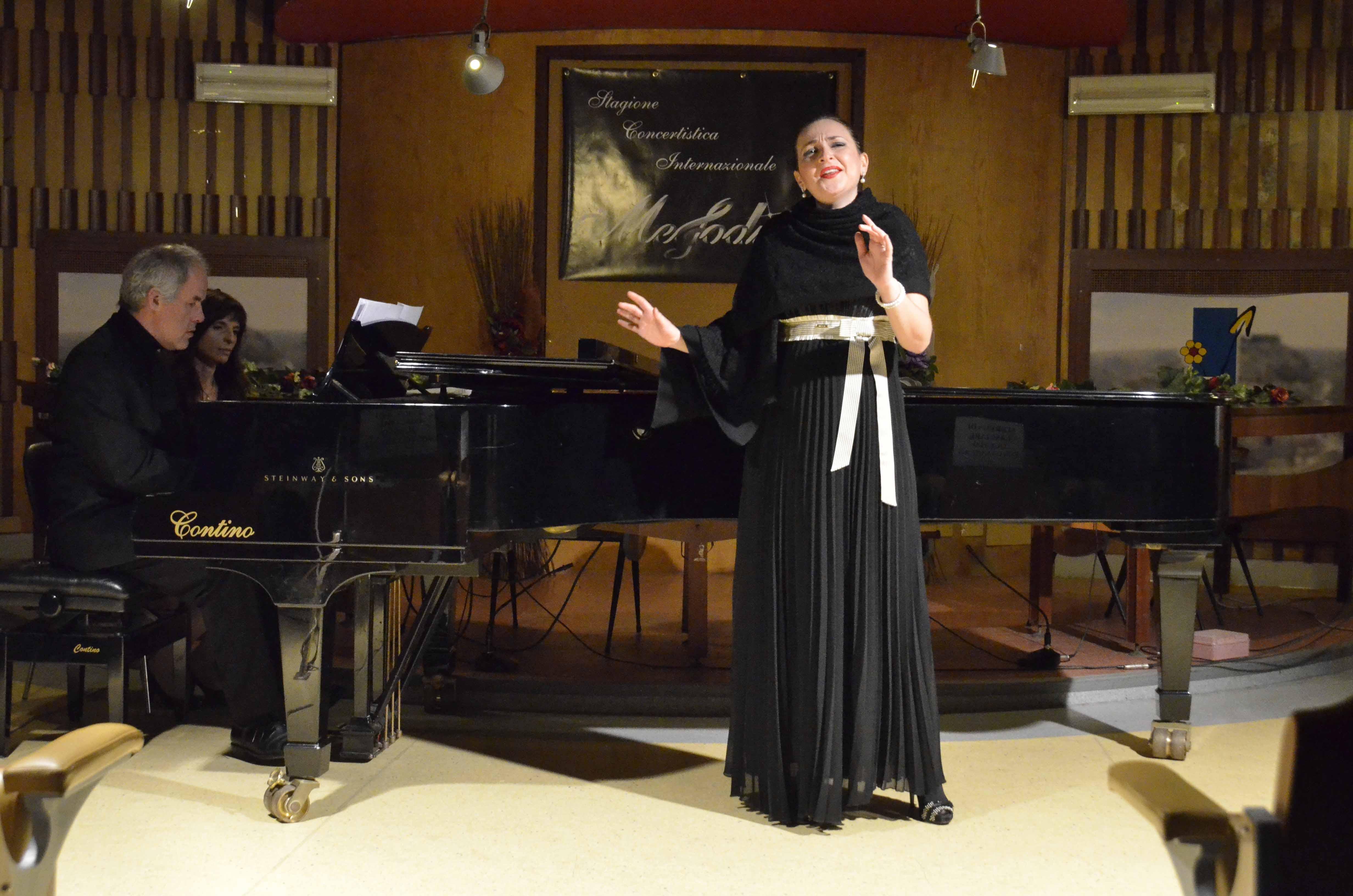 """Ragusa, la grande lirica incanta il pubblico di """"Melodica"""""""