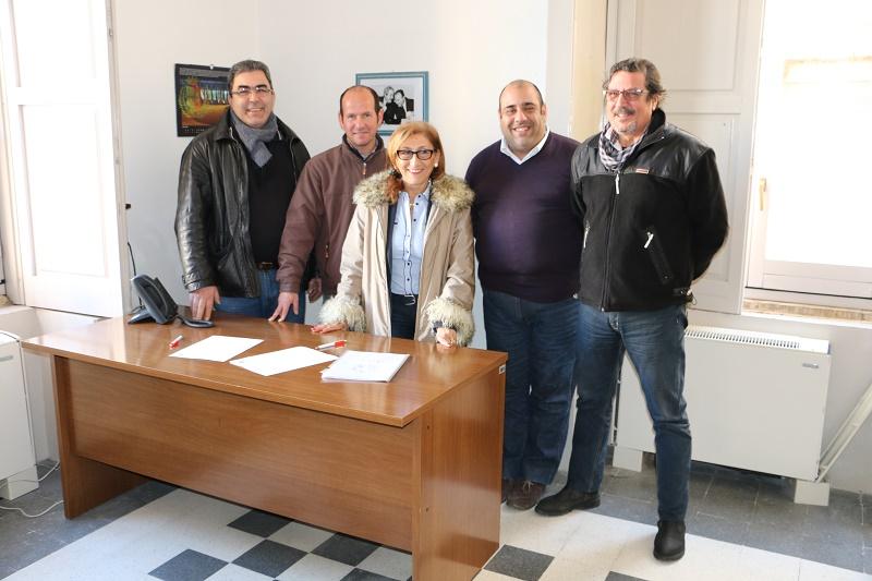 Associazione Antiracket e Antiusura, firmato protocollo d'intesa con la CNA di Ragusa
