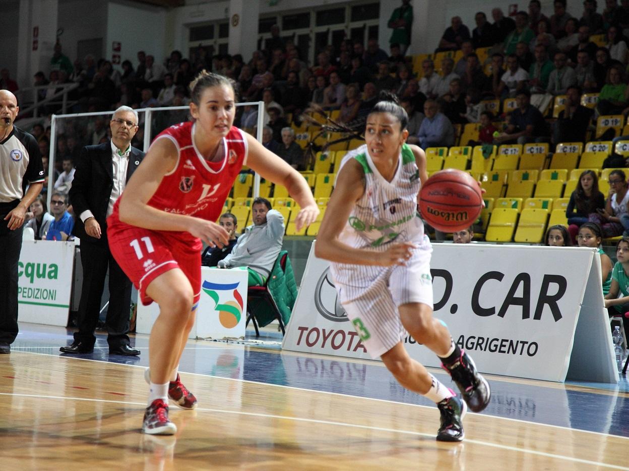 Basket, primo passo falso stagionale della Passalacqua Ragusa