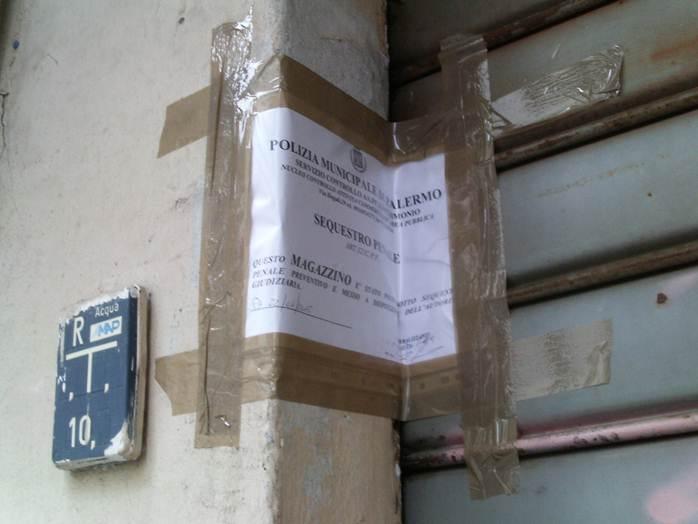 Palermo, commercio. Sequestrati 60.000 prodotti contraffatti