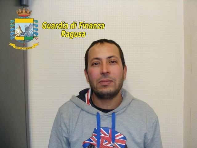 Arrestato dalla GdF di Ragusa un cittadino di origine tunisina per spaccio di sostanze stupefacenti