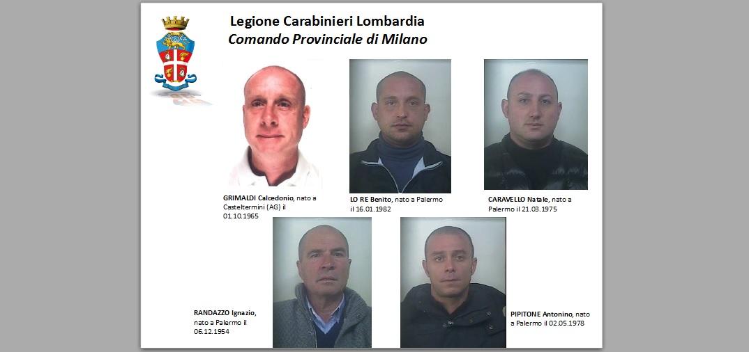"""Monza. Operazione """"Banda del Buco"""": arrestati gli autori di rapine seriali in diverse banche"""