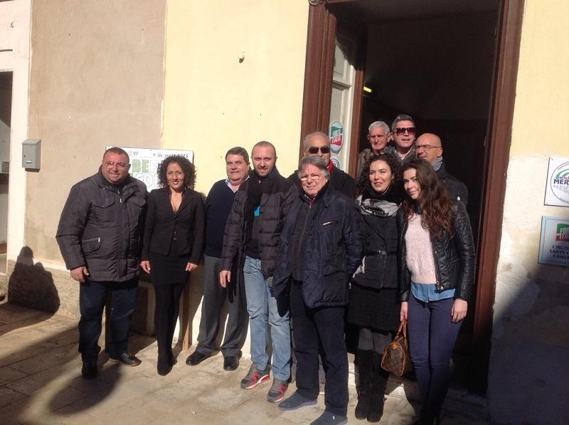 """Santa Croce Camerina, grande adesione all' iniziativa """"La befana tricolore"""""""