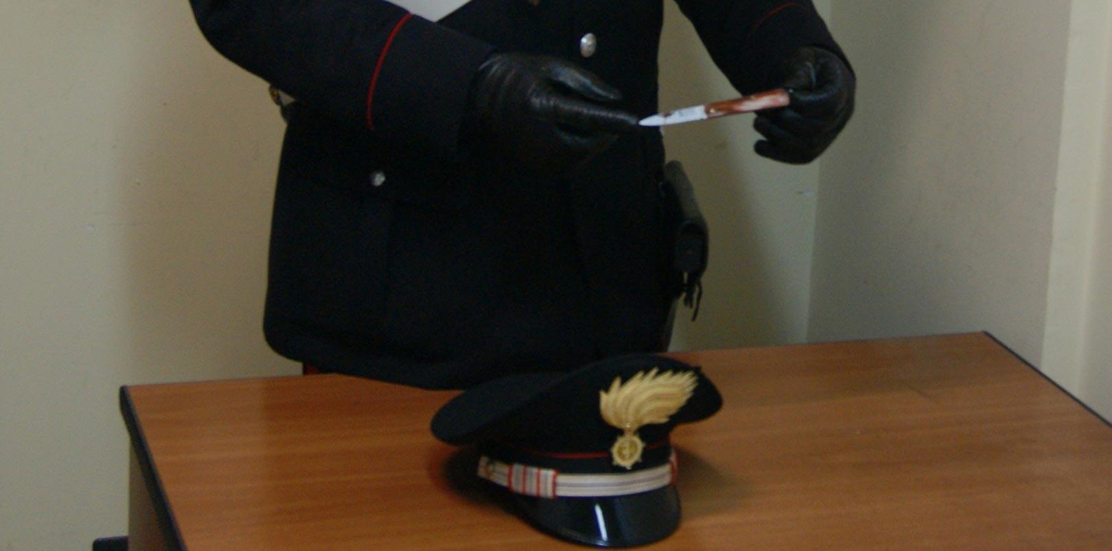 Violenta lite. Ispicese aggredisce a colpi di coltello due tunisini, arrestato dai Carabinieri