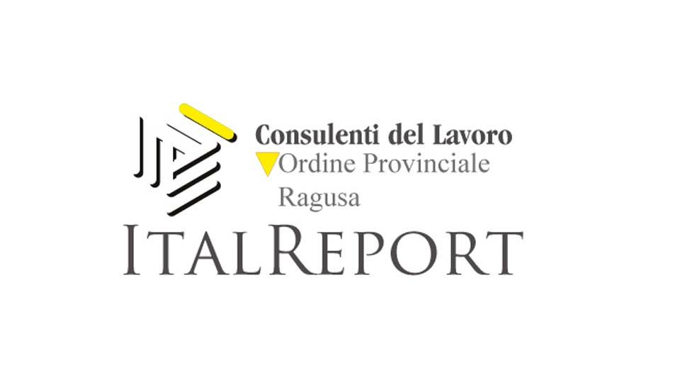 """Accordo raggiunto tra l'Ordine professionale dei Consulenti del Lavoro di Ragusa ed Italreport, da oggi nasce """"Il Consulente Risponde"""""""
