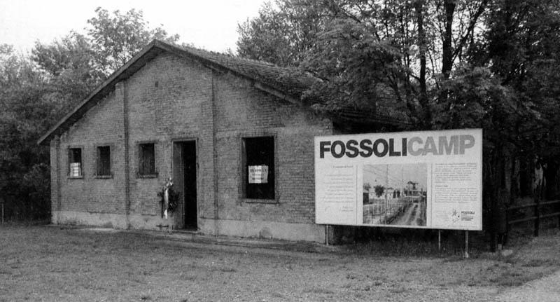 Carpi. Primo Levi ed il campo di concentramento di Fossoli.