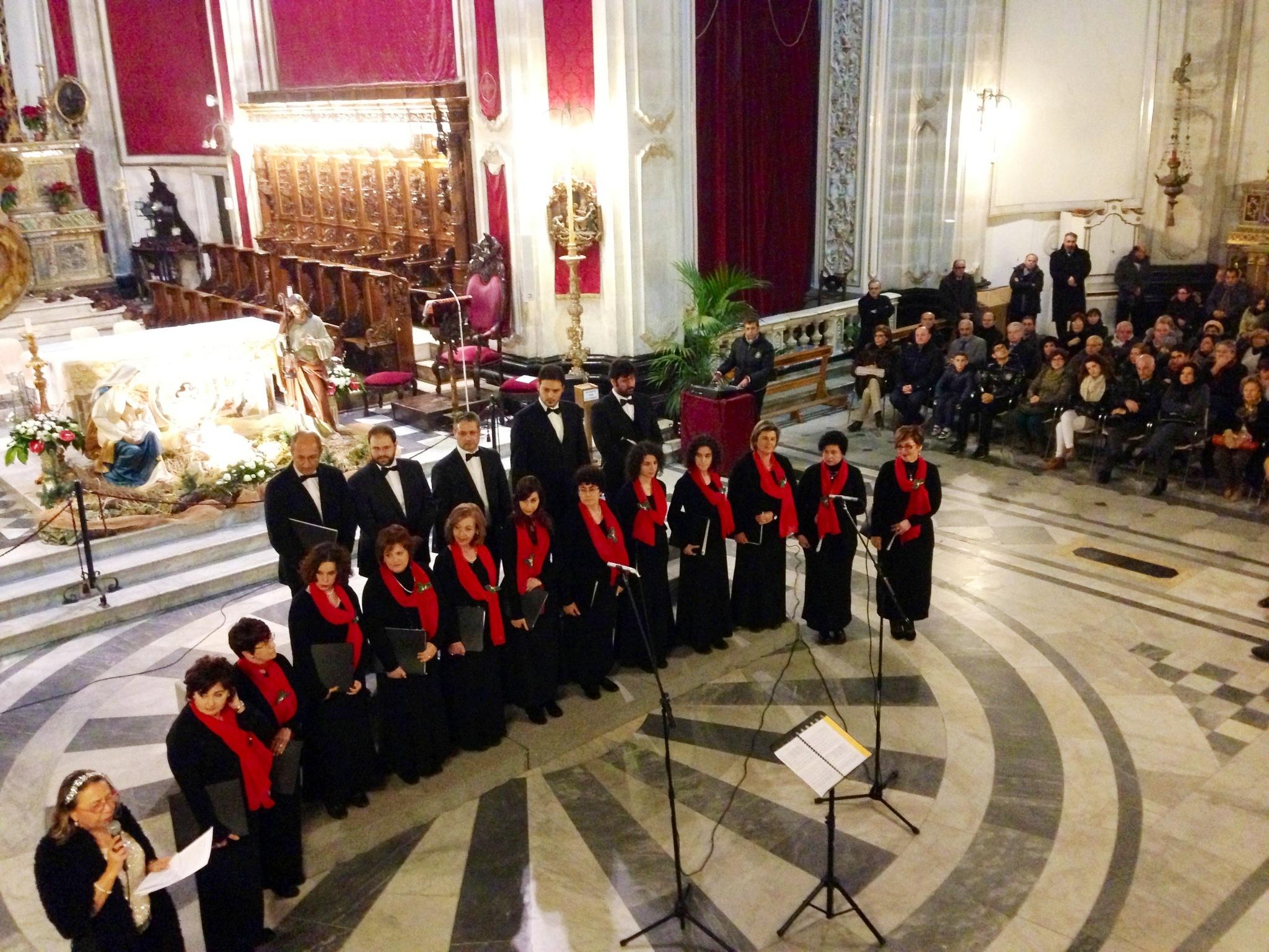 Domani Gran Concerto di Natale nel Duomo di San Giorgio a Ragusa Ibla