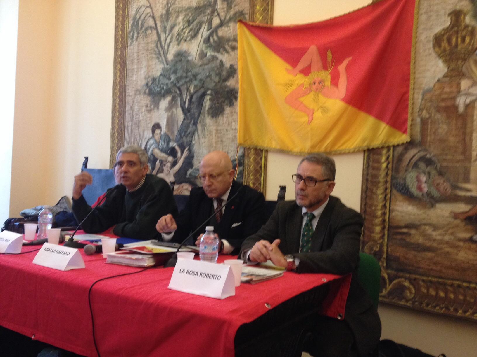 """Sicilia Nazione: """"per ridare alla Regione le prerogative autonomiste"""""""