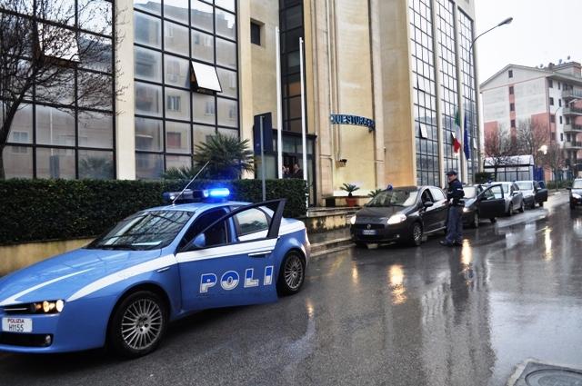 Ragusa. La Polizia di Stato emette tre provvedimenti D.A.S.P.O.