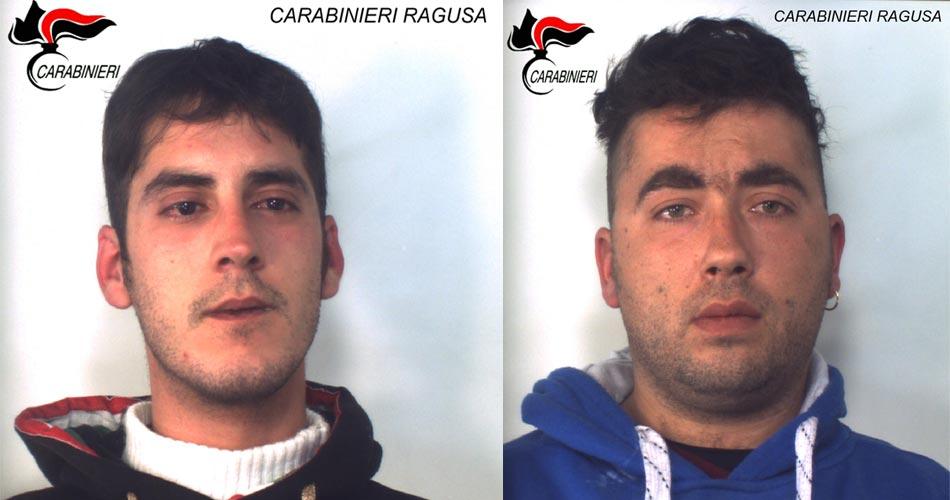 Arrestati due pluripregiudicati per furto aggravato. Condannati a 10 mesi di carcere per fatti risalenti all'aprile scorso