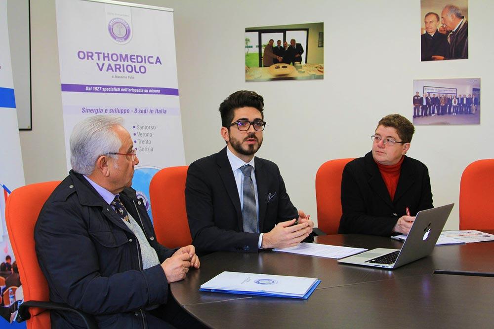 """Presentato sabato il progetto socio – sanitario di """"Orthomedica Sicilia"""""""