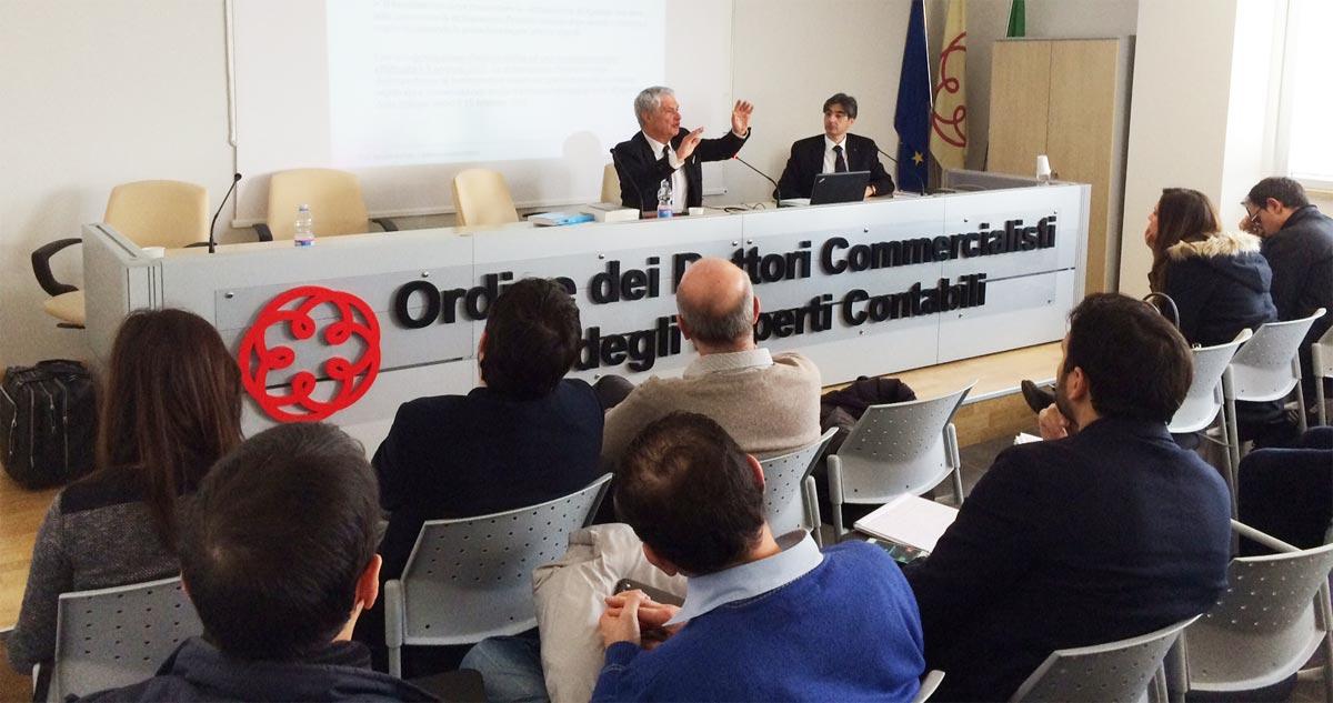 IVA e le ultime novità legislative sull'imposta al centro del convegno ospitato dalla sede dell'ordine dei Dottori Commercialisti Ragusa
