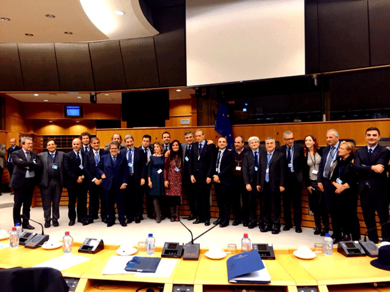 Unione Europea: Bianco eletto capo della delegazione italiana del Comitato delle Regioni
