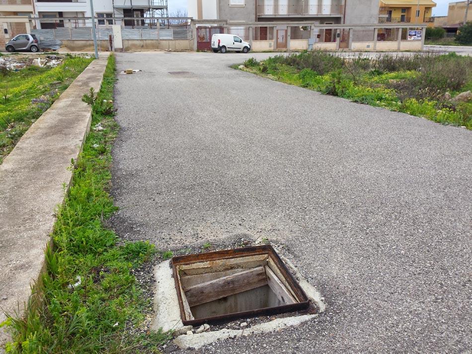 """Dieli sullo stato delle strade di Vittoria: """"Strade e tombini pericolosi"""""""