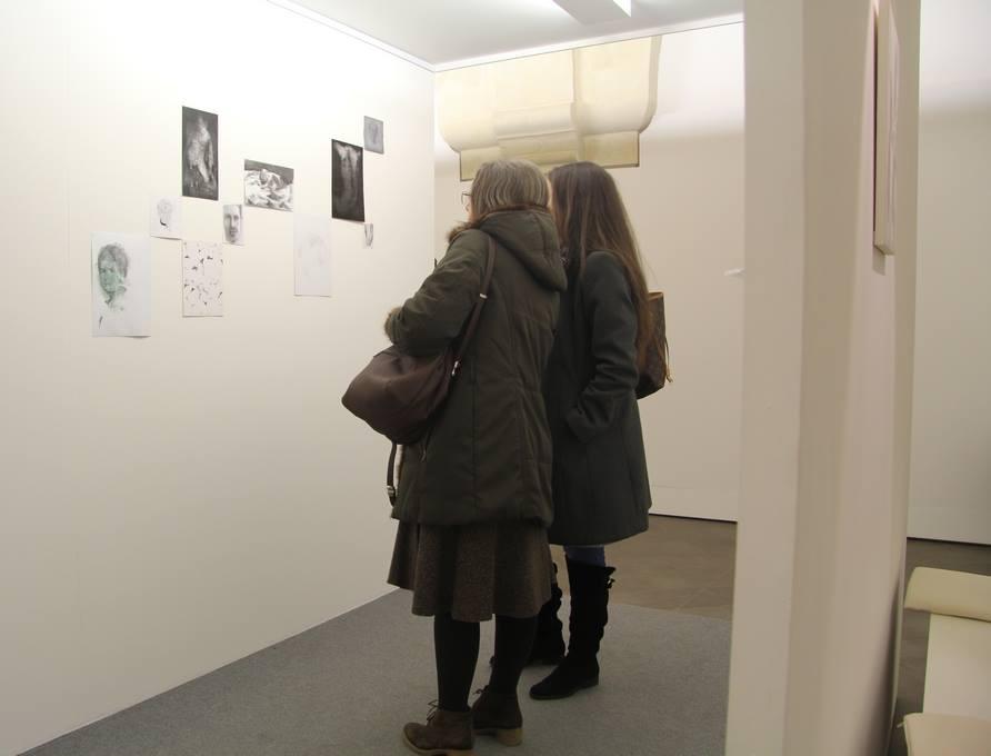 """ARTE: """"L'inutilità della critica"""" in mostra a Scicli. Inaugurata """"Autonomie del disegno"""" alle Quam"""