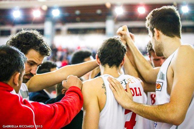 Basket, Serie B: Vince l'Aquila Palermo, ma a Venafro è festa dello Sport