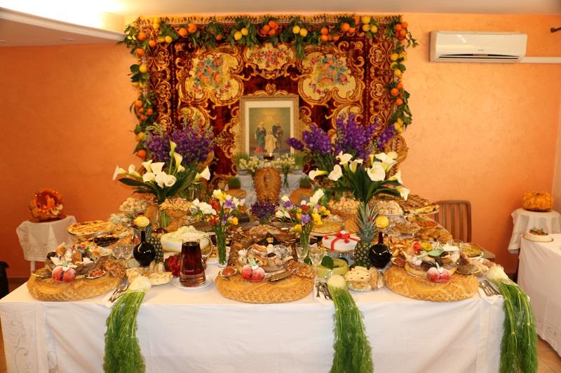 """Santa Croce Camerina, le """"Cene di San Giuseppe"""" simbolo di devozione  e spirito di sacrificio"""