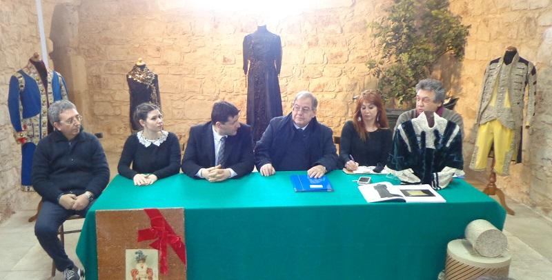 """Castello di Donnafugata, consegnata la storica """"Collezione Arezzo di Trifiletti"""""""