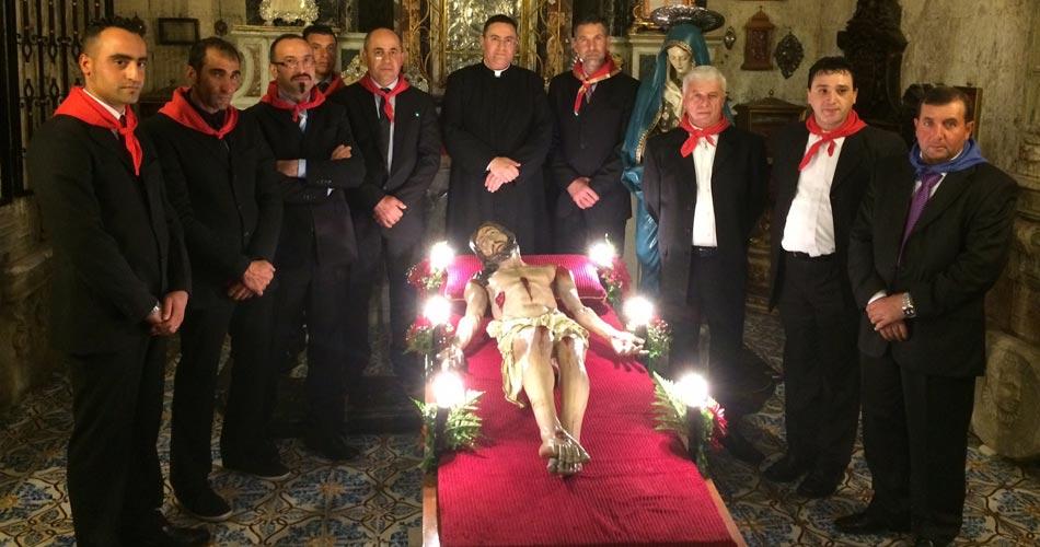 Modica, rito Madonna Vasa-Vasa. Al via domenica la settimana santa nella chiesa di Santa Maria di Betlem