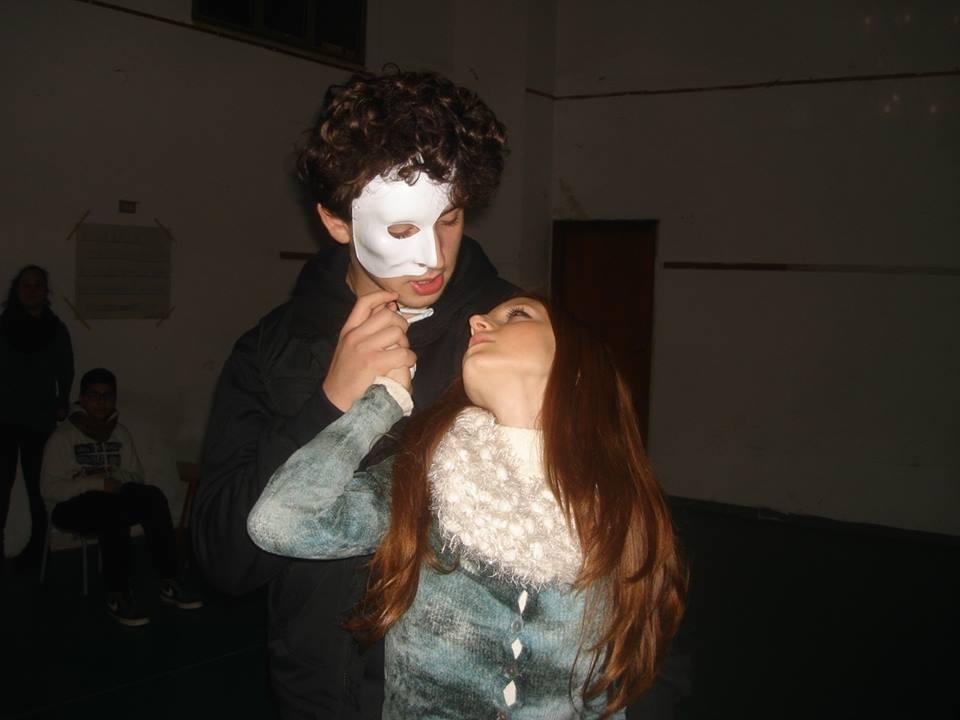 """Acate. """"Il Fantasma dell 'Opera"""", al Teatro Golden Hall di Vittoria per la regia di Luigi Denaro."""