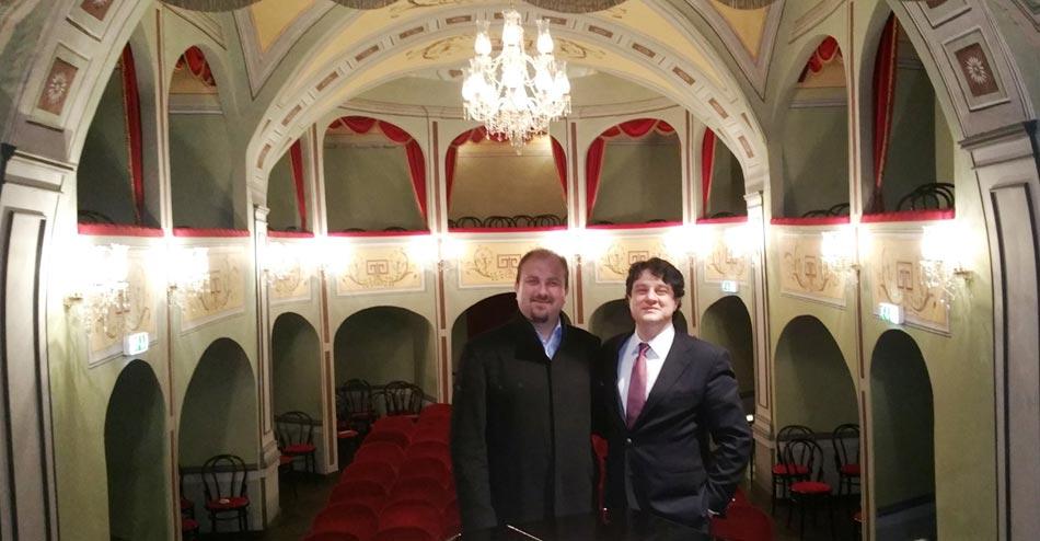 Ibla Classica International firma un nuovo successo ieri sera al Teatro Donnafugata a Ibla