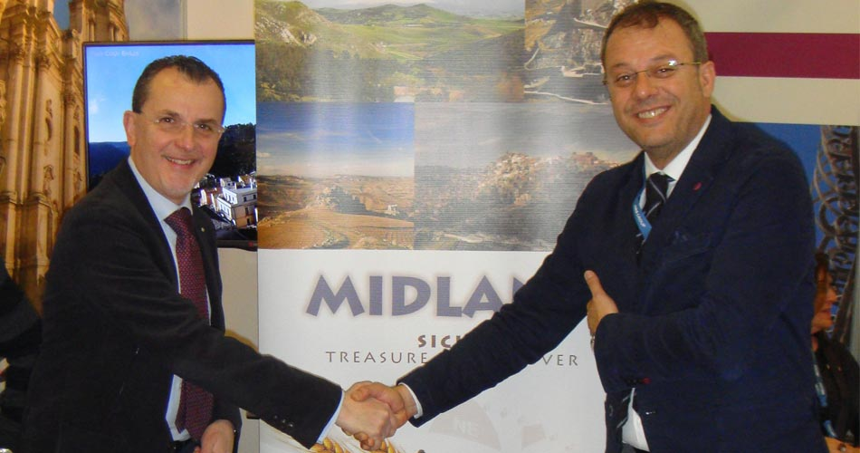 Arriva il progetto Midland per potenziare il turismo ennese