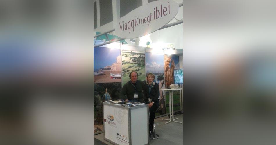 Consorzio degli operatori turistici della Città di Modica presente alla ITB di Berlino
