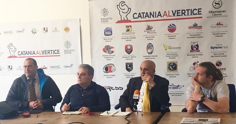 Dalle aule ai campi: Catania al Vertice alla ricerca di giovani campioni nelle scuole di librino