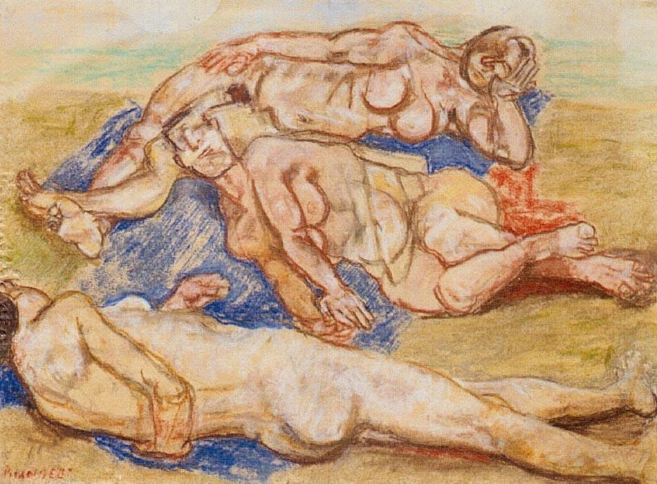 """Arte. A Vittoria la primavera inizia con i capolavori della mostra """"Su carta"""""""