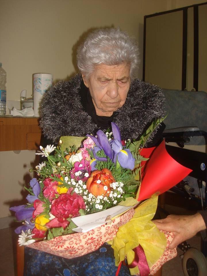 Acate. La cittadina iblea festeggia un'altra centenaria: la signora Giuseppa Puglisi.
