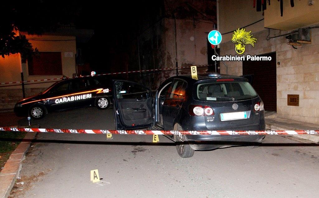 Agguato nel carinese, indagano i carabinieri