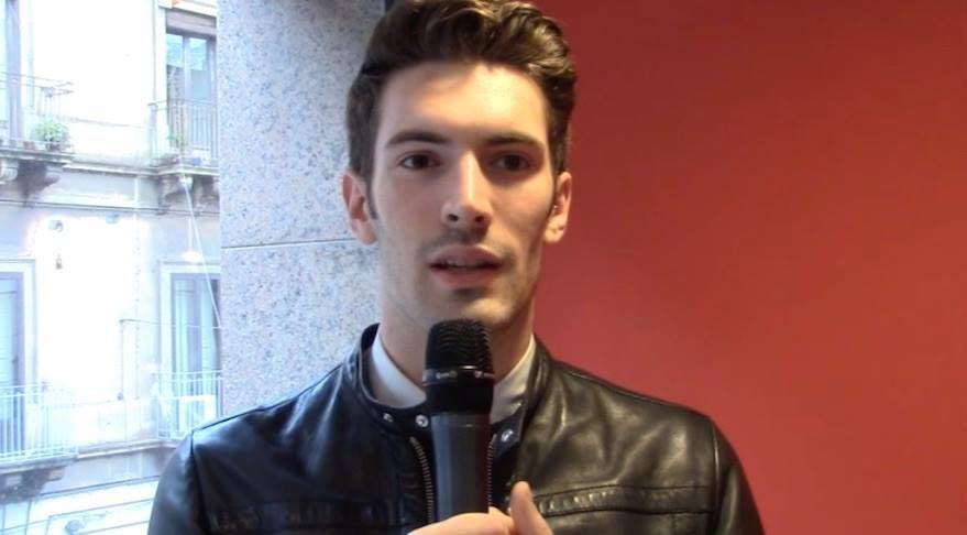 """Caccamo, vincitore Sanremo Giovani: """"Sono lo stalker di Battiato. Cantavo al buio per timidezza"""""""