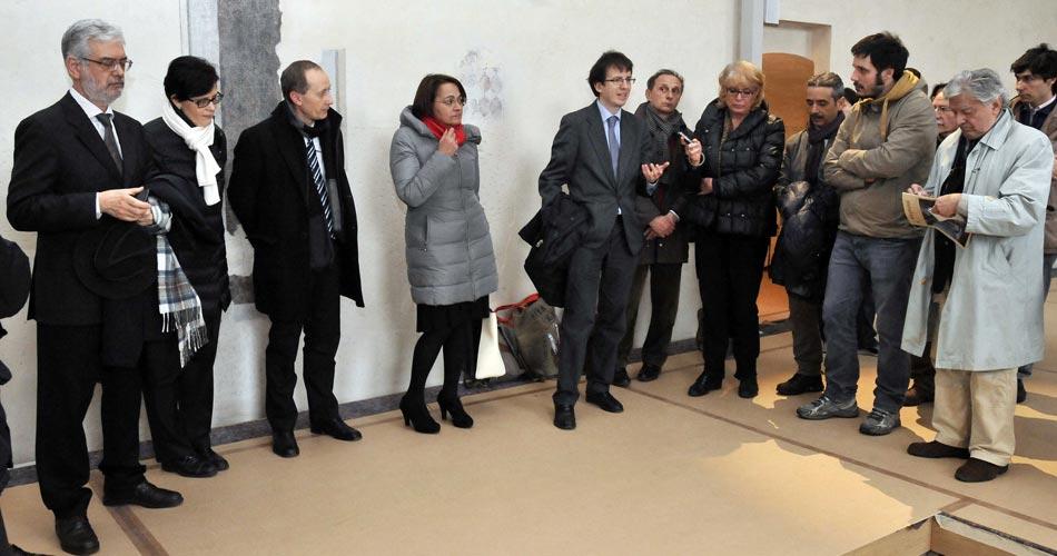 Milano, Castello Sforzesco. Completato il restauro dell'antico ospedale spagnolo