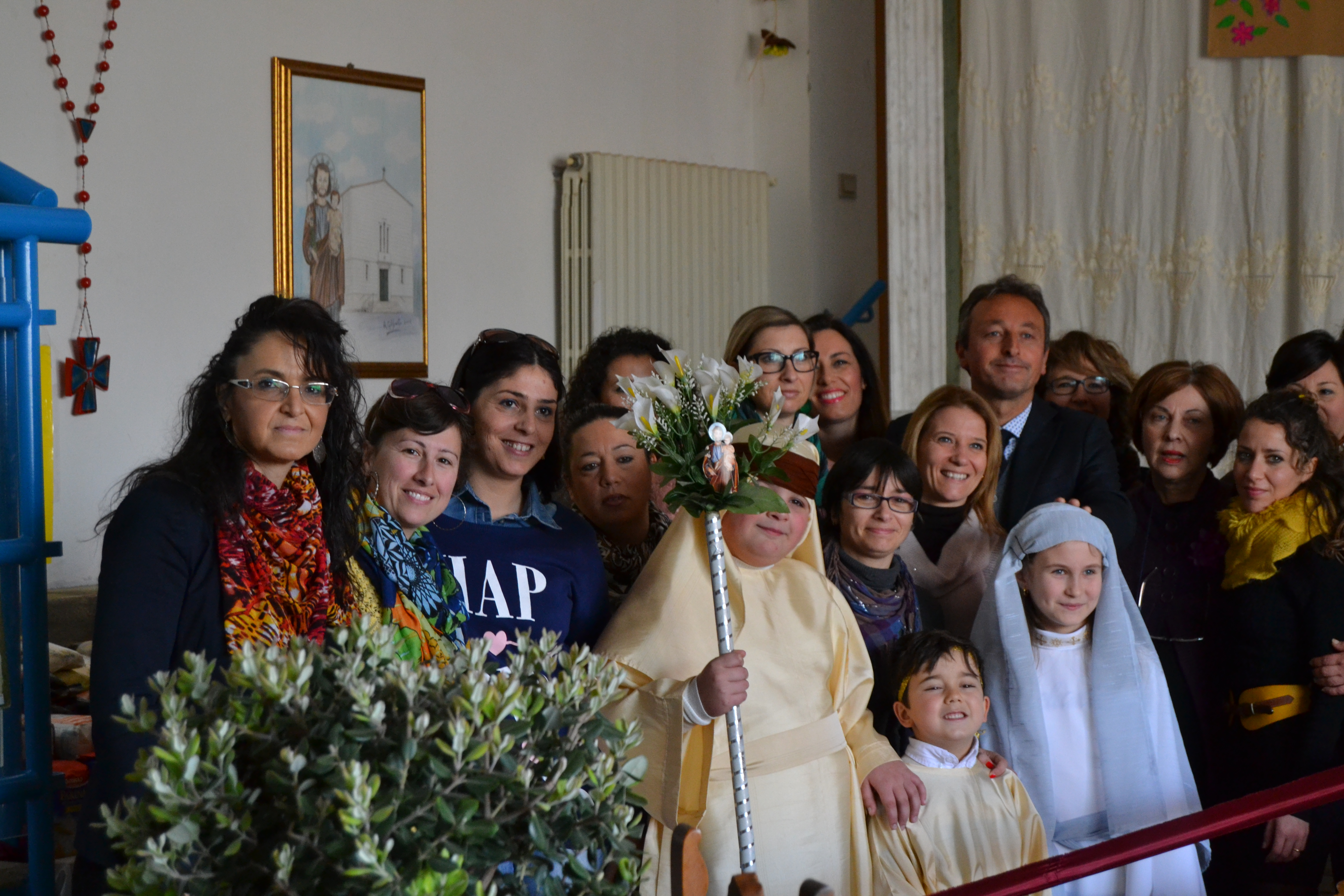"""XXIV edizione della tavola di San Giuseppe allo """"Sciascia"""" di Scoglitti"""