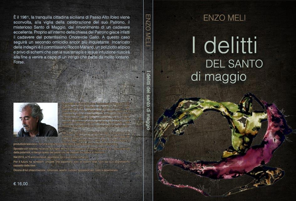 """""""I delitti del santo di maggio"""" di Enzo Meli"""