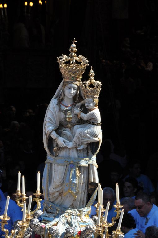 """Maria Santissima di Gulfi, venerdì il rito della """"svelata"""""""