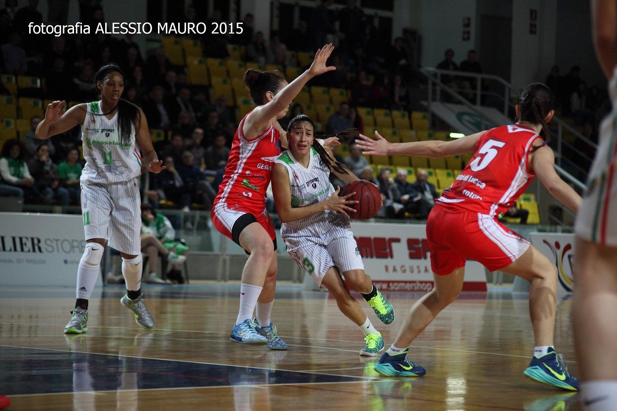 Basket, ottimo esordio per la Passalacqua Ragusa nei play off scudetto