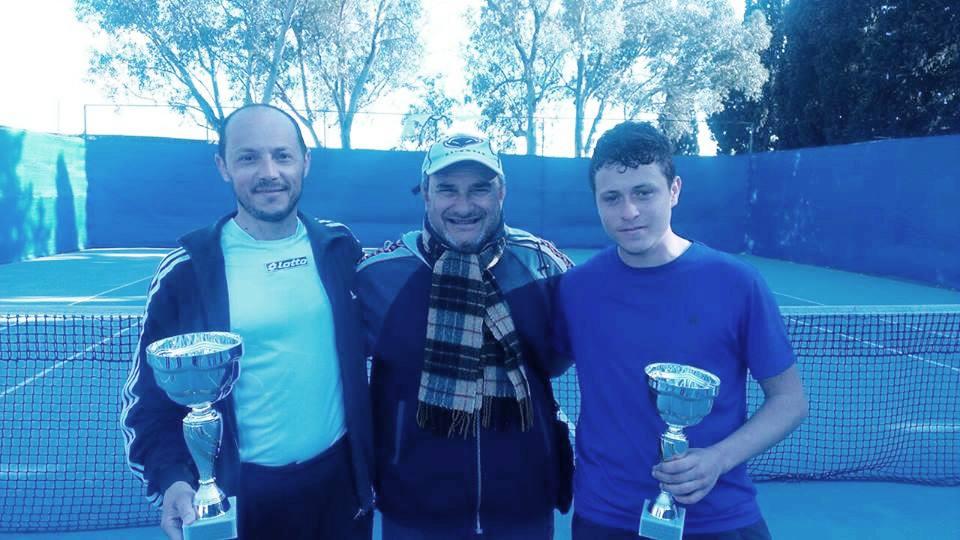 Acate. Circolo Tennis: Giuseppe Leone si aggiudica il Torneo Sociale di Tennis.